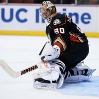 LaBarbera Ducks NHL hockey