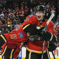 Smid Backlund Flames NHL