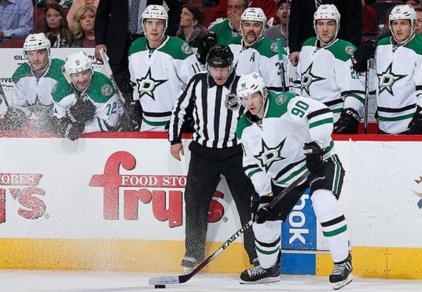 Stars Dallas NHL hockey 2014