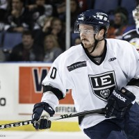 Ontario Reign IE jersey 2011 by Lee Calkins
