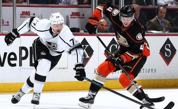 Kings at Ducks