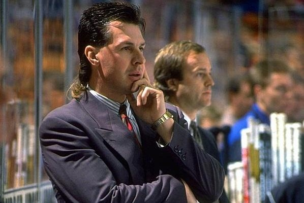 Barry Melrose Evaluates Players From His 1993 Kings Roster