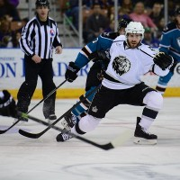 AHL: Monarchs Shutout At Home By Sharks