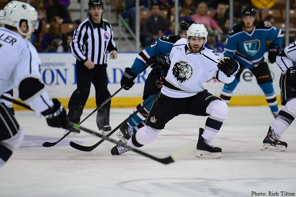 Mike-Richards-Worcester-Sharks-Dry-Island