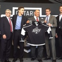 Robitaille on AHL Reign, Kings, preseason, and more