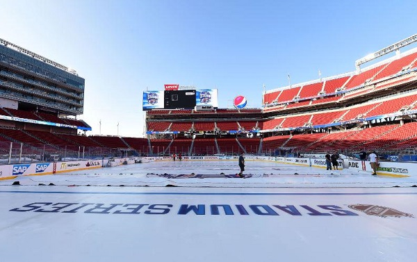Stadium Series 2015 LAK v SJS