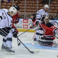 AHL: Richards Named First Star In Monarchs Win