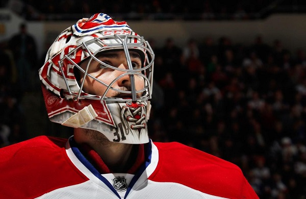 Price Carey NHL Habs