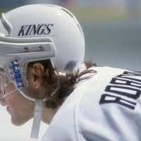 Robitaille Luc LA Kings NHL