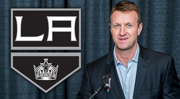 Blake Rob Kings NHL MayorsManor