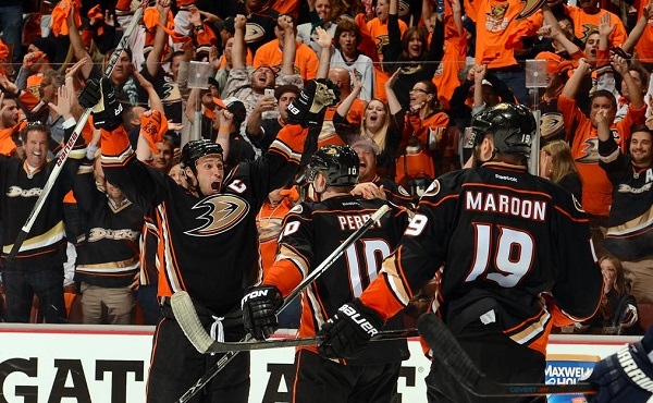 Ducks 2015 playoffs Rd1