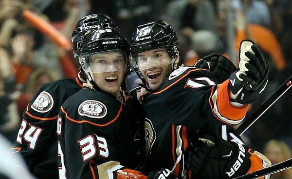 Ducks Anaheim NHL 2015