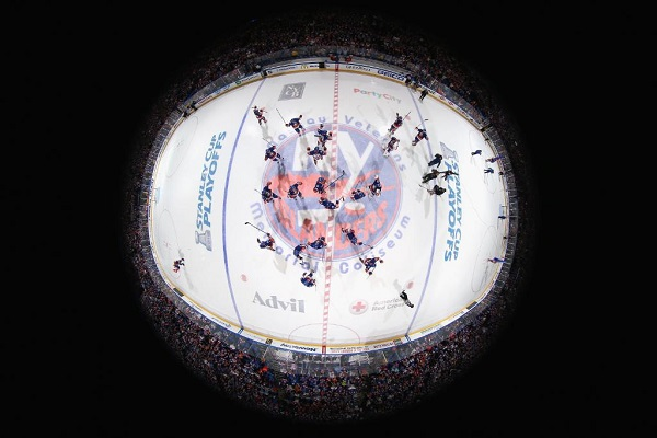 Islanders Captials NHL playoffs 2015