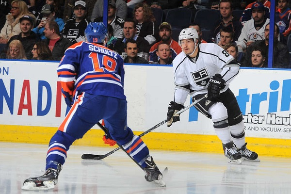 Kings Oilers Doughty April 2015