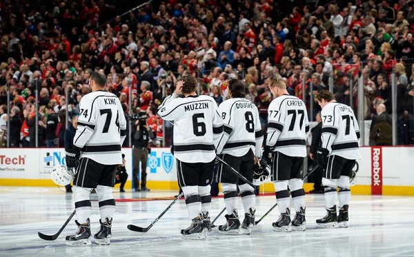 LA Kings NHL hockey