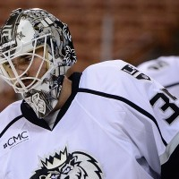 Monarchs Goalie J.F. Berube – 'We can't be satisfied'