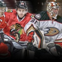 WCF Game 1: Ducks and Blackhawks talk Anaheim's 4-1 Win