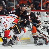 Ducks Flames Game 2 RD2