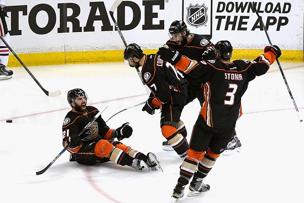 Ducks WCF Game1
