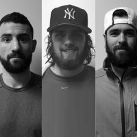 Manchester Monarchs' Battle Of The Playoff Beards