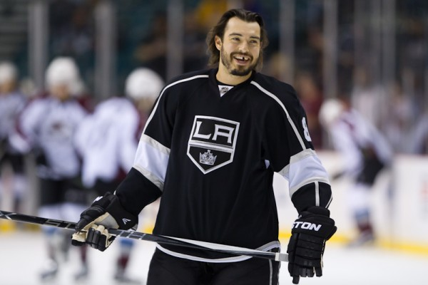 Drew Doughty Kings Frozen Fury 2015 MayorsManor photo