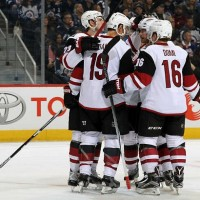 Unlike Whitney, Doan Has No Problems with NHL Youngsters