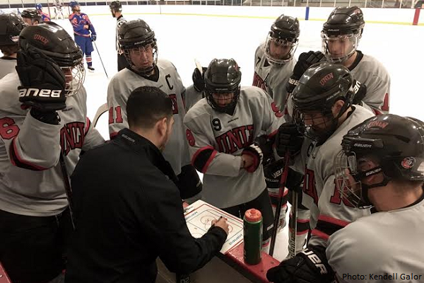 NCAA: More Hockey In Vegas; UNLV Looking To Go Division 1