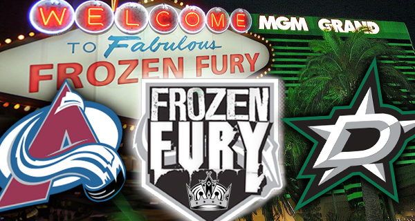 Frozen Fury 2016 MayorsManor
