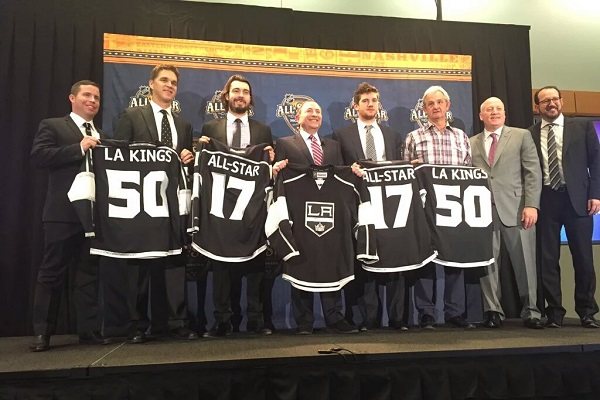 Kings 2017 NHL ASG