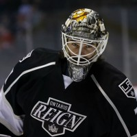 Budaj Records Third Straight Shutout, Blanks Barracuda 1-0