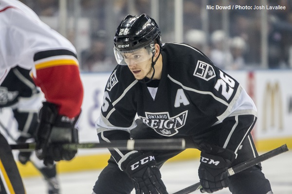 Dowd AHL Ontario Reign by Lavallee