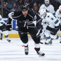 Lucic Kings NHL hockey