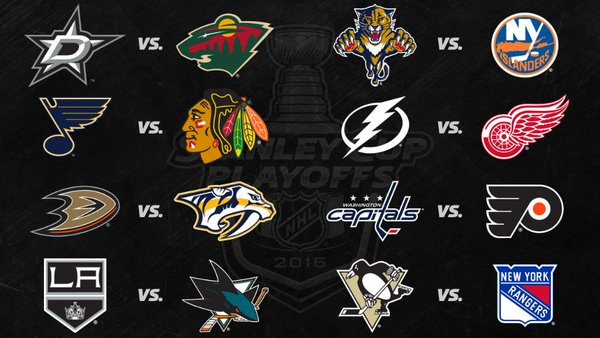 NHL playoffs 2016