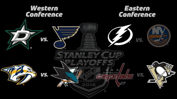 NHL playoffs WCF ECF 2016