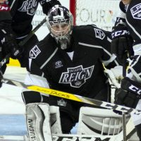 AHL: Reign Wrangle Roadrunners, Campbell Posts Shutout