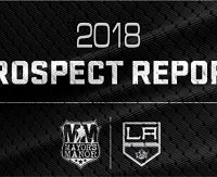 LA Kings 2018 Mid-Season Prospect Rankings: Honorable Mentions, Part I