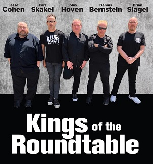 Kings of the Roundtable 2018 Summer Series