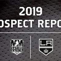 LA Kings 2019 Midseason Prospect Rankings: Nos. 5 and 6