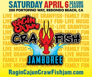 Rajun Cajun Crawfish Jam