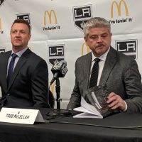 NHL RADIO REPLAY: Mayor's Minutes on Kings Hiring McLellan and the Draft