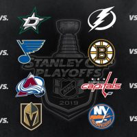 MayorsManor Live: 2019 NHL RD1 Playoff Predictions from The Kid