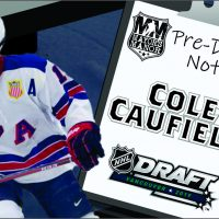 2019 NHL Draft Preview: Cole Caufield, USA Forward