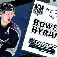 2019 NHL Draft Preview: Bowen Byram, WHL Defenseman