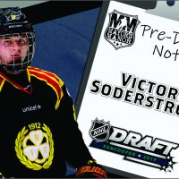 2019 NHL Draft Preview: Victor Söderström, Swedish Defenseman
