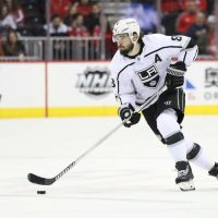 Doughty Had Plenty to Say When Kings Camp Opened