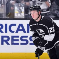 Kopitar Out, Can Watch His Son Against Arizona