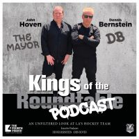 Kings Of the Podcast Ep. 15.1 with Jaret Anderson-Dolan