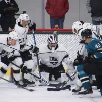 Rookie Faceoff: Notes, Quotes, and Pics from Kings-Sharks