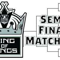 Semi-Final Matchups in King of Kings Tournament
