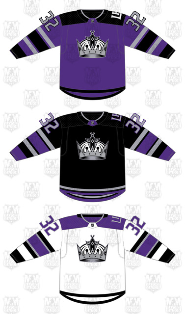 timeless design a18df 9cf81 POLL: Select Your Favorite Kings 2020 Outdoor Game Jersey ...